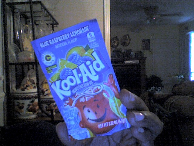 Kool-Aid Twists Ice Blue Raspberry Lemonade Soft Drink Mix uploaded by Krystal C.