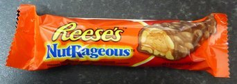 Reese's NutRageous Chocolate Candy Bar uploaded by Brandi M.