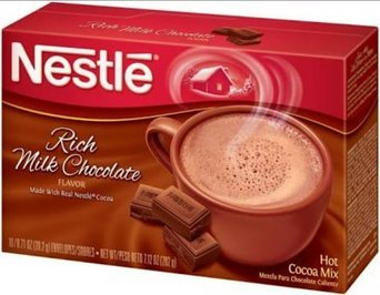 Nestlé Hot Cocoa Mix Rich Milk Chocolate uploaded by Lanynha M.