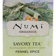 Numi Organic Tea Savory Tea Fennel Spice uploaded by Emeric B.