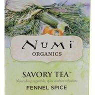 Photo of Numi Organic Tea Savory Tea Fennel Spice uploaded by Emeric B.