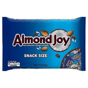 Photo of Almond Joy Snack Size Bites uploaded by Carmelia L.