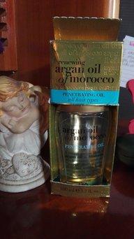 Moroccanoil Pure Argan Oil uploaded by Hazel M.