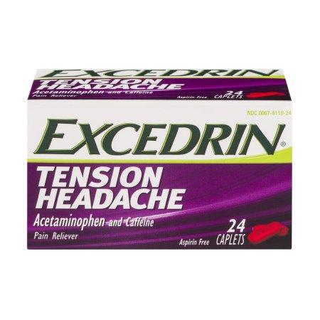 Excedrin® Tension Headache uploaded by PRISCILA F.