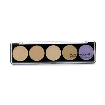 5 Camouflage Cream Palette - #2 (Asian Complexions) - 10g/0.35oz uploaded by jana s.