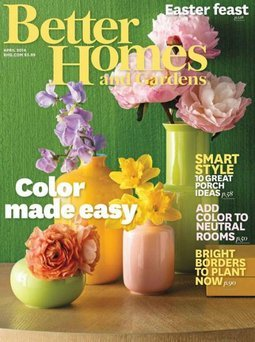 Better Homes and Gardens  uploaded by Tammy B.