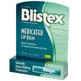 Photo of Blistex Lip Massage Lip Protectant/Sunscreen SPF 15 uploaded by Sue R.