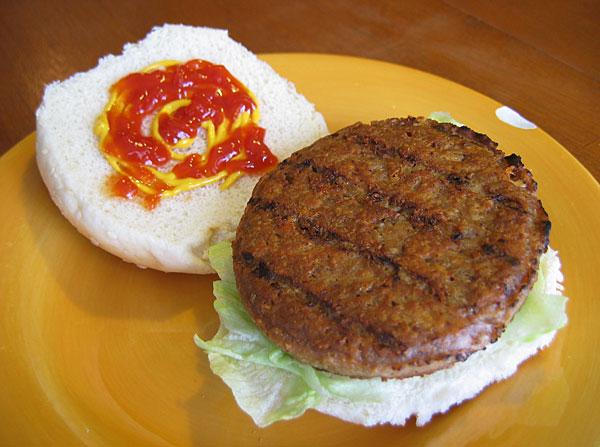 Boca Burgers uploaded by Tatiana G.