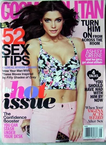 Photo of Cosmopolitan  Magazine uploaded by Katherine E.