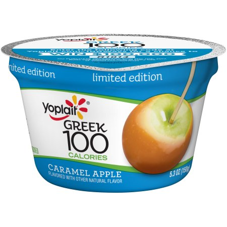 Yoplait® Greek 100 Calories Caramel Apple Fat Free Yogurt uploaded by Kira S.