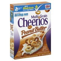 Multi Grain Cheerios Peanut Butter uploaded by Dusty K.