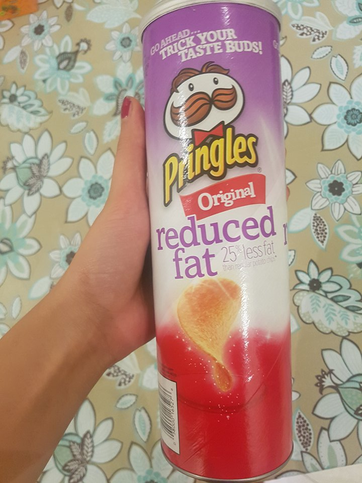 Pringles® Original Reduced Fat Potato Crisps uploaded by Souha B.