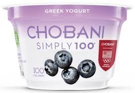 Chobani® Fruit On The Bottom Blueberry uploaded by Dusty K.