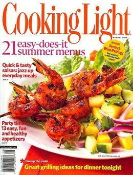 Cooking Light Magazine uploaded by Tammy B.