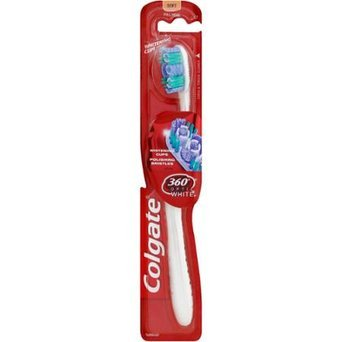 Colgate 360 Full Head Toothbrush, Soft, 1 ea uploaded by Tammy B.