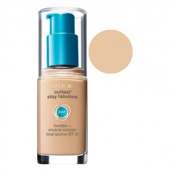 COVERGIRL Queen Collection All Day Flawless Foundation - Amber Glow uploaded by Steph B.