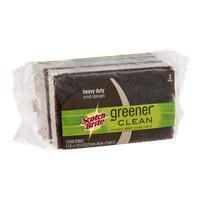 Scotch-Brite Greener Cleaner Heavy Duty Scrub Sponges - 3 CT uploaded by Cherish V.