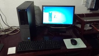 Dell Optiplex 760 Core 2 Duo 160GB HDD Desktop PC uploaded by Laurie S.