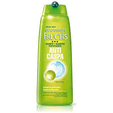 Garnier Fructis Anti-Dandruff Clean & Fresh Shampoo uploaded by Mishel A.