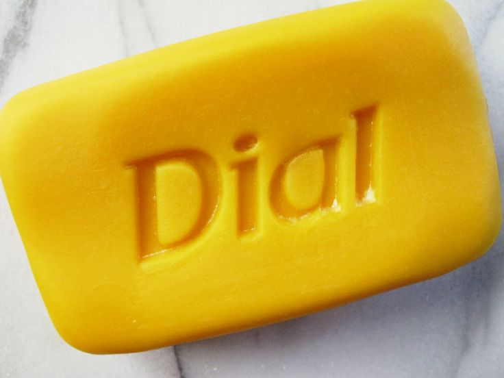Dial Bar Soap uploaded by Aisha H.