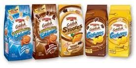 Goldfish® Grahams Chocolate, Honey, Cinnamon Baked Snacks uploaded by CONSTANCE C.