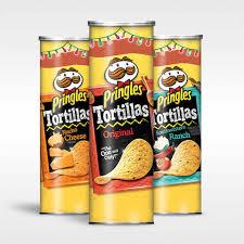 Pringles® Tortillas Nacho Cheese uploaded by hawaa m.