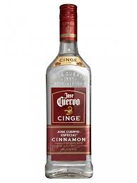 Jose Cuervo Cinge Cinnamon Flavored Tequila uploaded by Vanessa M.
