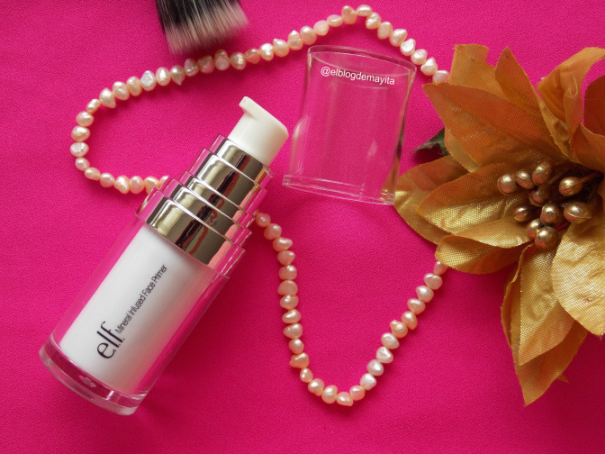 e.l.f. Cosmetics Mineral Infused Face Primer uploaded by José P.