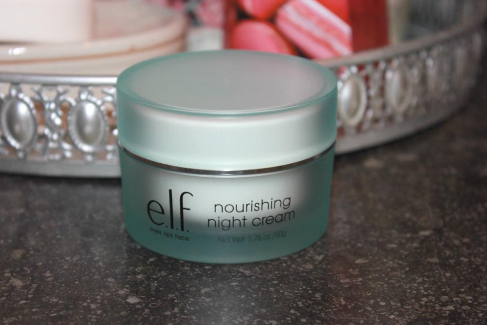 Photo of e.l.f. Skincare Nourishing Night Cream uploaded by Eline B.