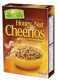 Honey Nut Cheerios™ Cereal 3.5 oz. Pouch uploaded by Agnes k.