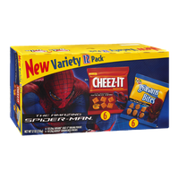 Sunshine Cheez-It & Keebler Grahams Bites Variety Pack - 12 CT uploaded by Amelia W.