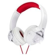 Photo of JVC Xtreme Xplosives Around-Ear Headphones - White uploaded by Amber H.