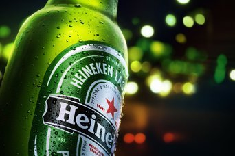 Heineken Light uploaded by Gina L.