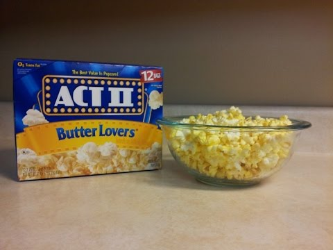 Act II® 100 Calorie Butter Microwave Popcorn uploaded by Pamela M.