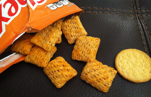 Chex™ Cheddar Jalapeno Multigrain Chips uploaded by Andressa F.