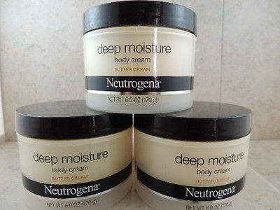 Neutrogena® Deep Moisture Body Cream, Butter Cream uploaded by Laura G.