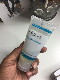 Murad Clarifying Cleanser uploaded by Chrissy C.