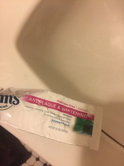 Tom's of Maine's Fluoride-Free Sensitive Toothpaste uploaded by Schemeka K.