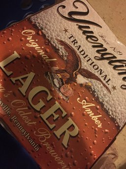 Yuengling Traditional Lager uploaded by Nicole c.