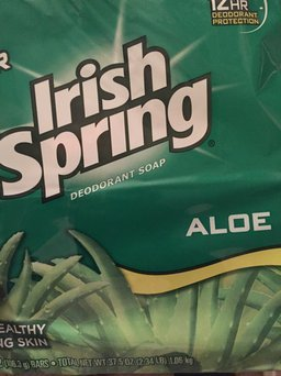 Photo of Irish Spring Aloe Bar Deodorant Soap uploaded by Ashley S.