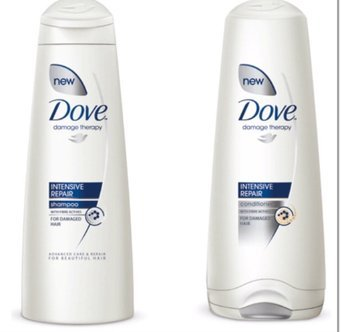 Dove Therapy Intense Damage Therapy Shampoo uploaded by Teresita F.