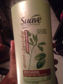 Suave Professionals Almond & Shea Butter Shampoo & Conditioner 25.2 uploaded by Moesha M.