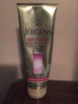 Photo of JERGENS® BB Body® Perfecting Skin Cream uploaded by Jessica W.