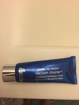 dr. Brandt Pores No More Vacuum Cleaner Blackhead Extractor uploaded by Jennifer R.