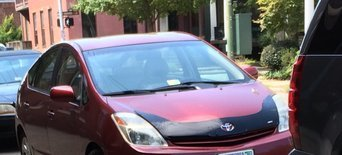 Toyota Prius uploaded by Lisa R.