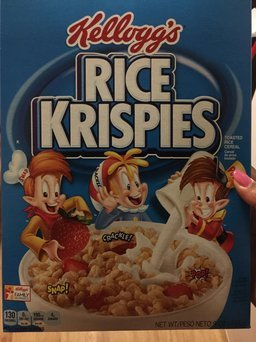 Kellogg's Rice Krispies Cereal uploaded by Johaisi R.
