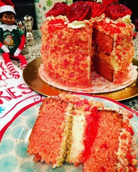 Cupcake Vineyards Prosecco uploaded by Raushanah C.