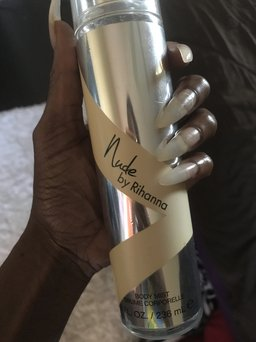 Rihanna Nude Body Spray 8oz uploaded by Shantyll K.