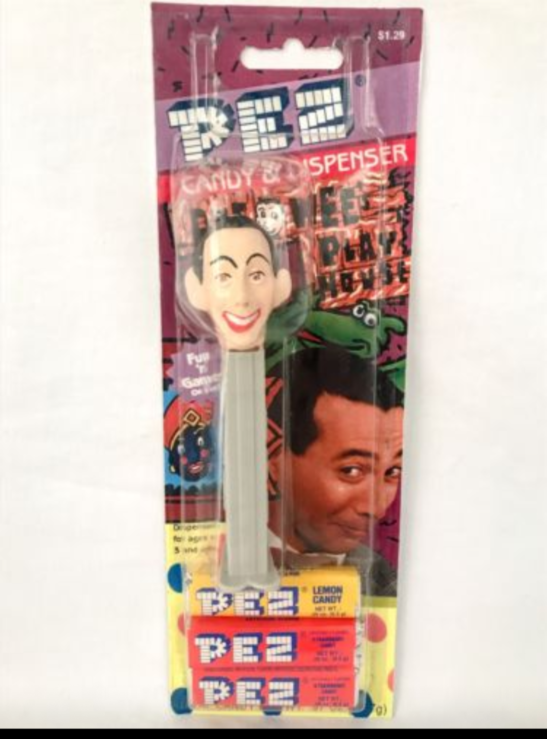 PEZ Candy uploaded by Sarah N.