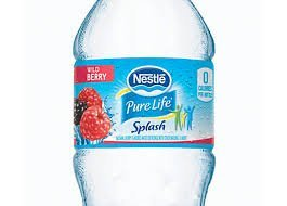 Nestlé Pure Life Splash Wild Berry uploaded by lilly r.